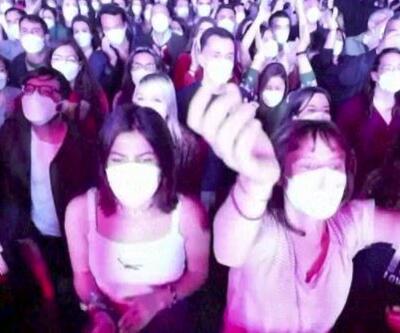 Mesafesiz konser deneyi başarılı