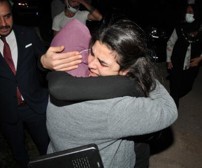 Melek'e büyük destek: 180 gün sonra çocuklarına sarılıp uyudu