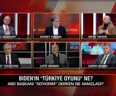 """Şehirlerden kaçışın salgına etkisi ne olur? Biden'ın Türkiye oyunu ne? ABD Başkanı """"soykırım"""" derken ne amaçladı? Tarafsız Bölge'de konuşuldu"""