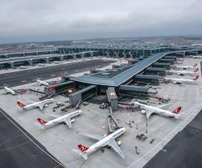 İstanbul Havalimanı yılın ilk dört ayında Avrupa'nın zirvesinde