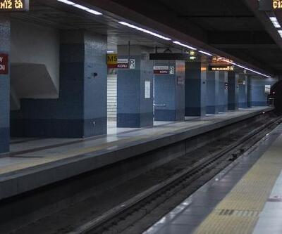 Metro ve Ankaray'da 'tam kapanma' düzenlemesi