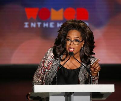 """Ünlü sunucu Oprah Winfrey travmatik geçmişini anlattı: """"Sırtım kamçıdan kan içindeydi"""""""