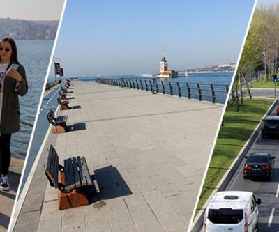Tam kapanmada İstanbul'da son durum