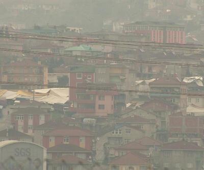 Hava kirliliği DSÖ'nün belirlediği limiti 2 kat aştı