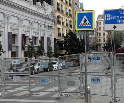 1 Mayıs nedeniyle bazı yollar trafiğe kapatıldı
