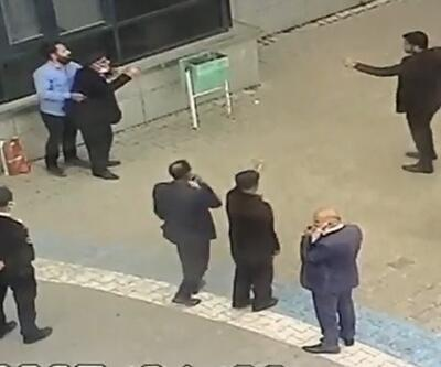 Başhekim cinayeti engelledi! Silahı elinden aldı