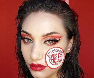 Kemer'in kadınlarından Antalyaspor'a destek