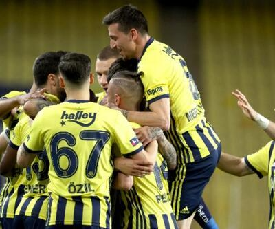 Fenerbahçe 14 dakikada skoru aldı