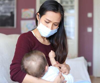 Uzmanı açıkladı: Covid-19 testi pozitif olan anneler bebeklerini emzirmeye devam etmeli
