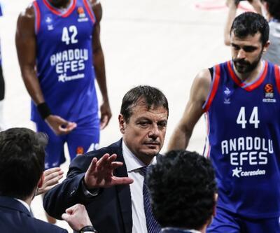 Ergin Ataman: Şampiyon olmayı hak ediyoruz