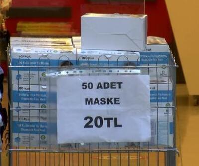 Samsun'da 'filitresiz' maske tehlikesi