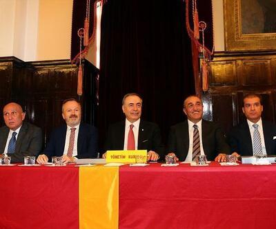 Galatasaray'da seçim iptal oldu