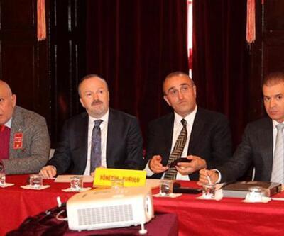 Galatasaray'da iki yönetici istifa etti