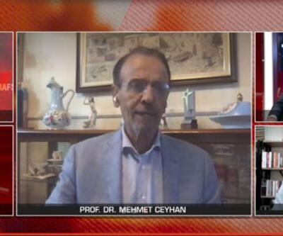 Prof. Dr. Ceyhan'dan CNN TÜRK'te açıklamalar: 18 Mayıs ve 18 Haziran'a dikkat
