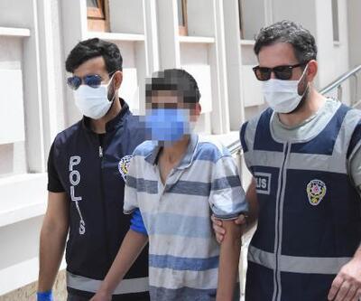 140 suçtan kaydı olan 13 yaşındaki çocuk yakalandı