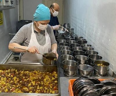 Büyükşehirden ihtiyaç sahibi ailelere sıcak yemek