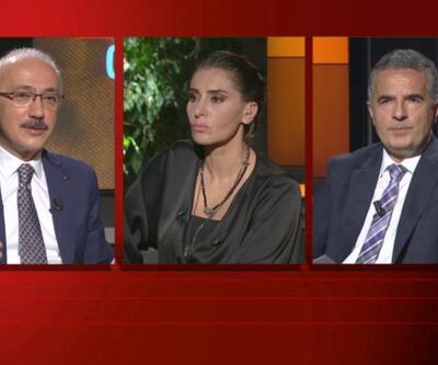 """Bakan Elvan CNN TÜRK'e konuştu... """"Enflasyonda algı operasyonu var"""""""