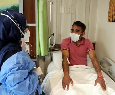 5 ay arayla ikinci kez koronavirüse yakalandı