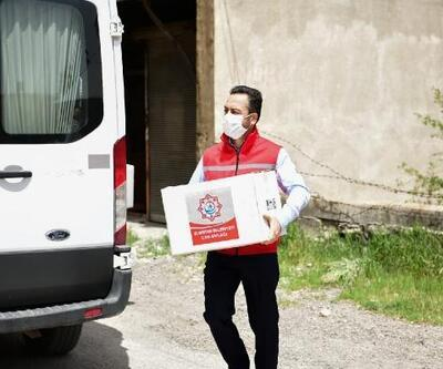 Can Kulağı Platformu, 15 bin gıda kolisi dağıttı