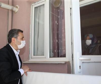 Başkan Eroğlu: Her gün bir mahallemizi ziyaret ediyoruz