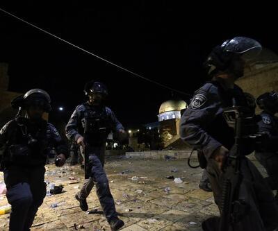 İsrail'in Mescid-i Aksa saldırısına tepkiler