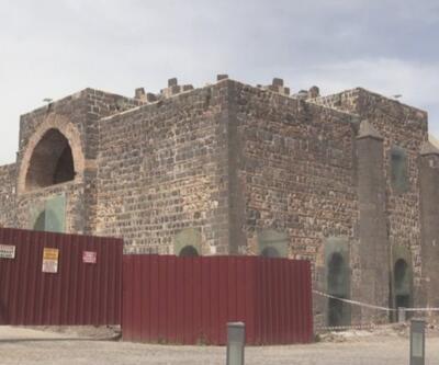 Bin 800 yıllık kilise onarılıyor