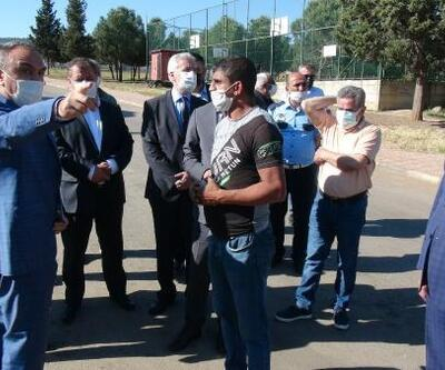 Kilis'te semt pazarları açıldı