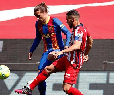 Barcelona - Atletico Madrid: 0-0