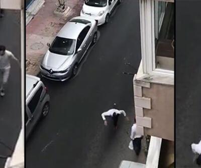 İstanbul'da silahlar çekildi!