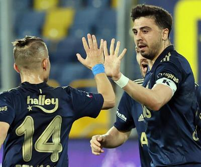 Fenerbahçe son dakika golüyle kazandı!