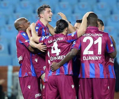 Trabzonspor - Antalyaspor: 2-1