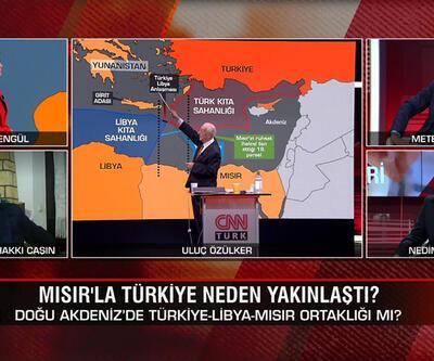 Mısır'la Türkiye neden yakınlaştı? İsrail Mescid-i Aksa'ya polis baskını ile ne yapmaya çalışıyor? Akıl Çemberi'nde değerlendirildi