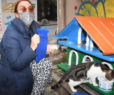 Leman Sam: Emekli maaşım kedilere gidiyor