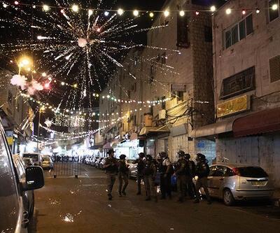 İsrail yine saldırdı!