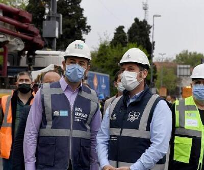 Beşiktaş Meydan düzenlemeleri için ilk adım atıldı