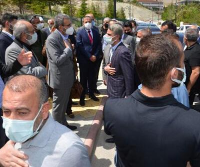 AK Parti'li Ünal'ın acı günü