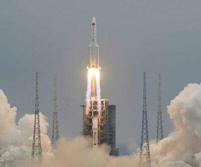 NASA Çin'i roket konusunda eleştirdi