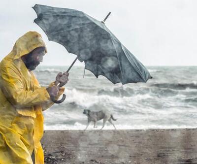 Kısa süreli fırtına uyarısı!