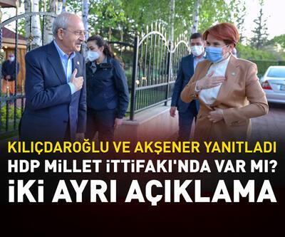 HDP Millet İttifakı'nda var mı?