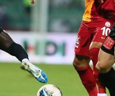 Denizlispor, Galatasaray'ı konuk ediyor