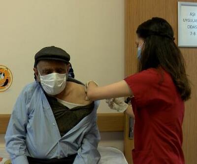 Aşı ikna ekibi devreye girdi; 65 yaş üstü aşılanma oranı yüzde 80'e çıktı