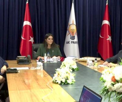 AK Parti'nin bayramlaşma programı açıklandı