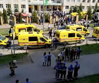 Kazan'da okula silahlı saldırı: Olaydan 1 saat önce saldırgandan dikkat çeken paylaşım