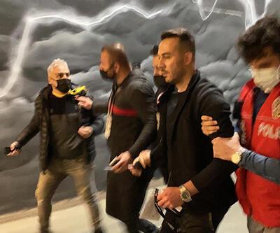 Ghezzal'ın menajeri gözaltına alındı