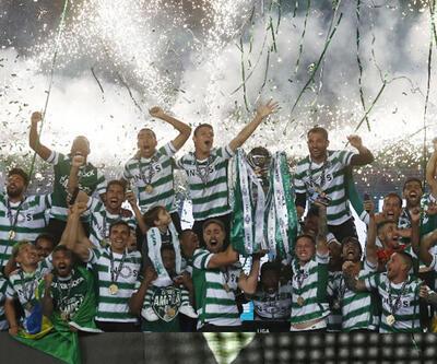 Sporting Lizbon 19 yıl sonra şampiyon oldu! Maç özeti