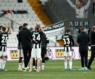 Taraftardan Sergen Yalçın ve futbolculara destek
