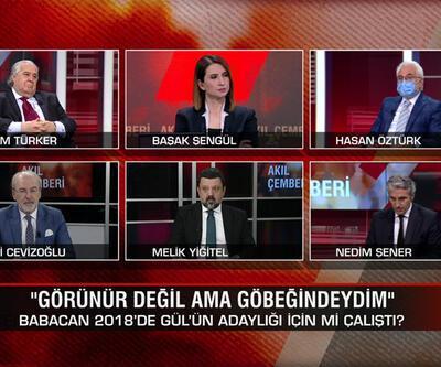 Ali Babacan 2018'de Gül'ün adaylığı için mi çalıştı? İsrail'in asıl planı ne? 2001 krizinde neler yaşandı? Akıl Çemberi'nde değerlendirildi