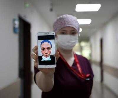Seher hemşire: O kızarıklığı, baskıyı eve gidince yüzümde bile hissediyordum