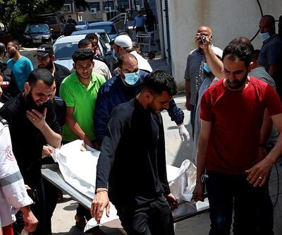 İsrail'in Gazze'ye saldırıları sürüyor