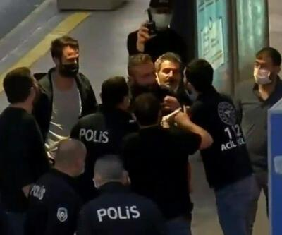 Son dakika... Metrobüste rehine eylemi